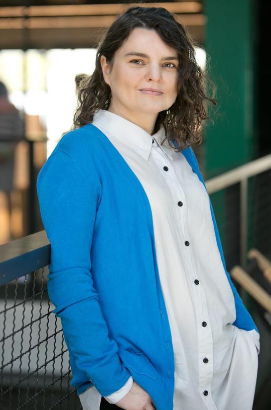 Justyna Dubanik - psychoterapeutka