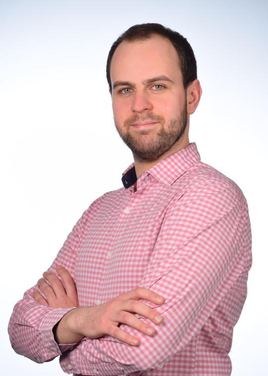 Dominik Gocłowski - terapeuta uzależnień, psycholog