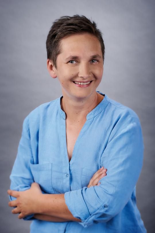 Aldona Żebrowska - psychoterapeutka